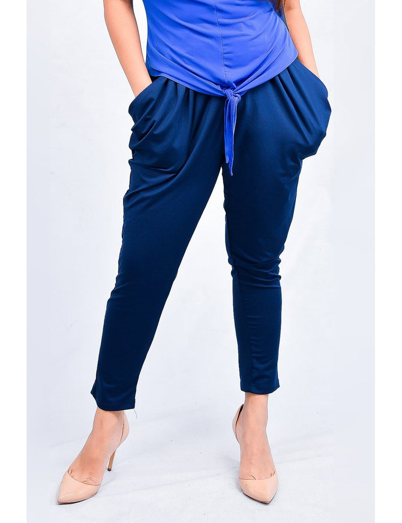 Avirate Nicole Blue Pants