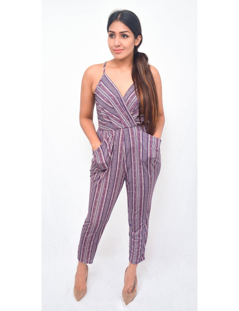 Printed Amy Jumpsuit