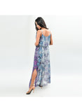 Mary Printed Maxi Dress