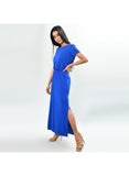 Ashley Royal Blue Maxi