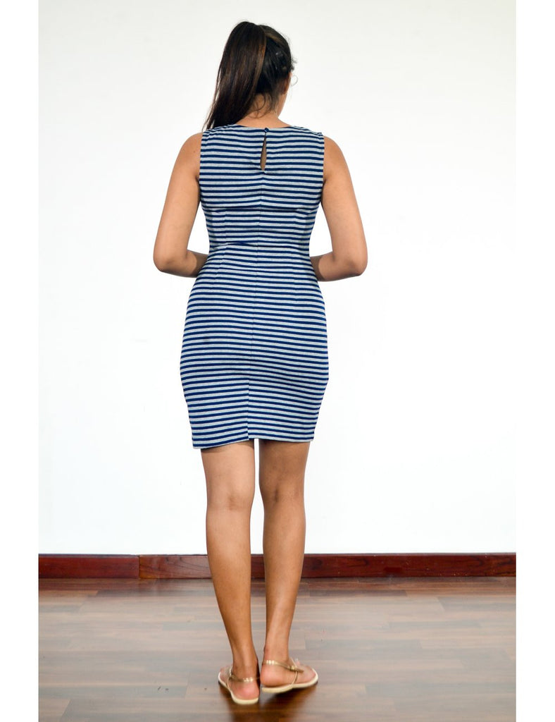 Own It Striped Tunic Dress