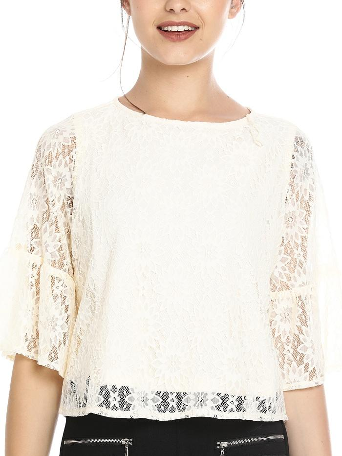 Avony Lace Top