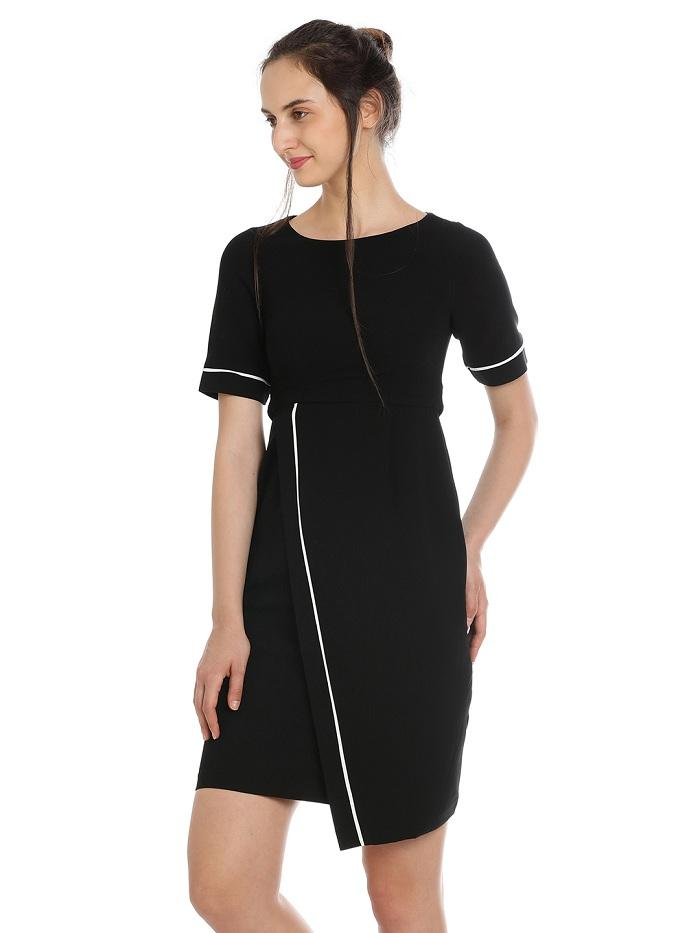 Melie Asymmetrical Dress