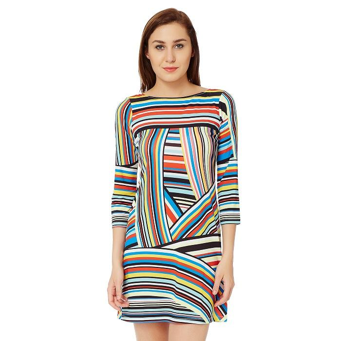 Multi Coloured Tunic
