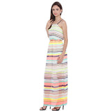 Multicolour Maxi Dress