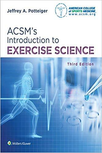 (eBook PDF) ACSM's Introduction to Exercise Science Third Edition by Dr. Jeffrey Potteiger