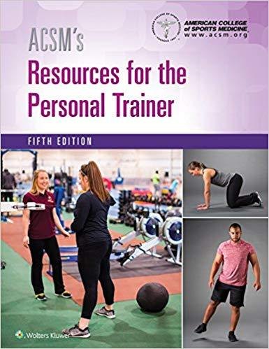 ACSM's Resources for the Personal Trainer Fifth Edition (eBook PDF)