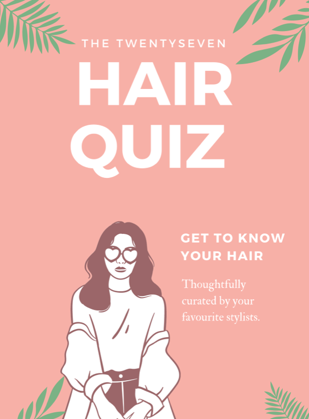 Do Our New Hair Quiz!