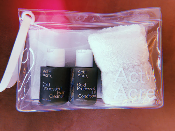 Act+ Acre Travel Kit