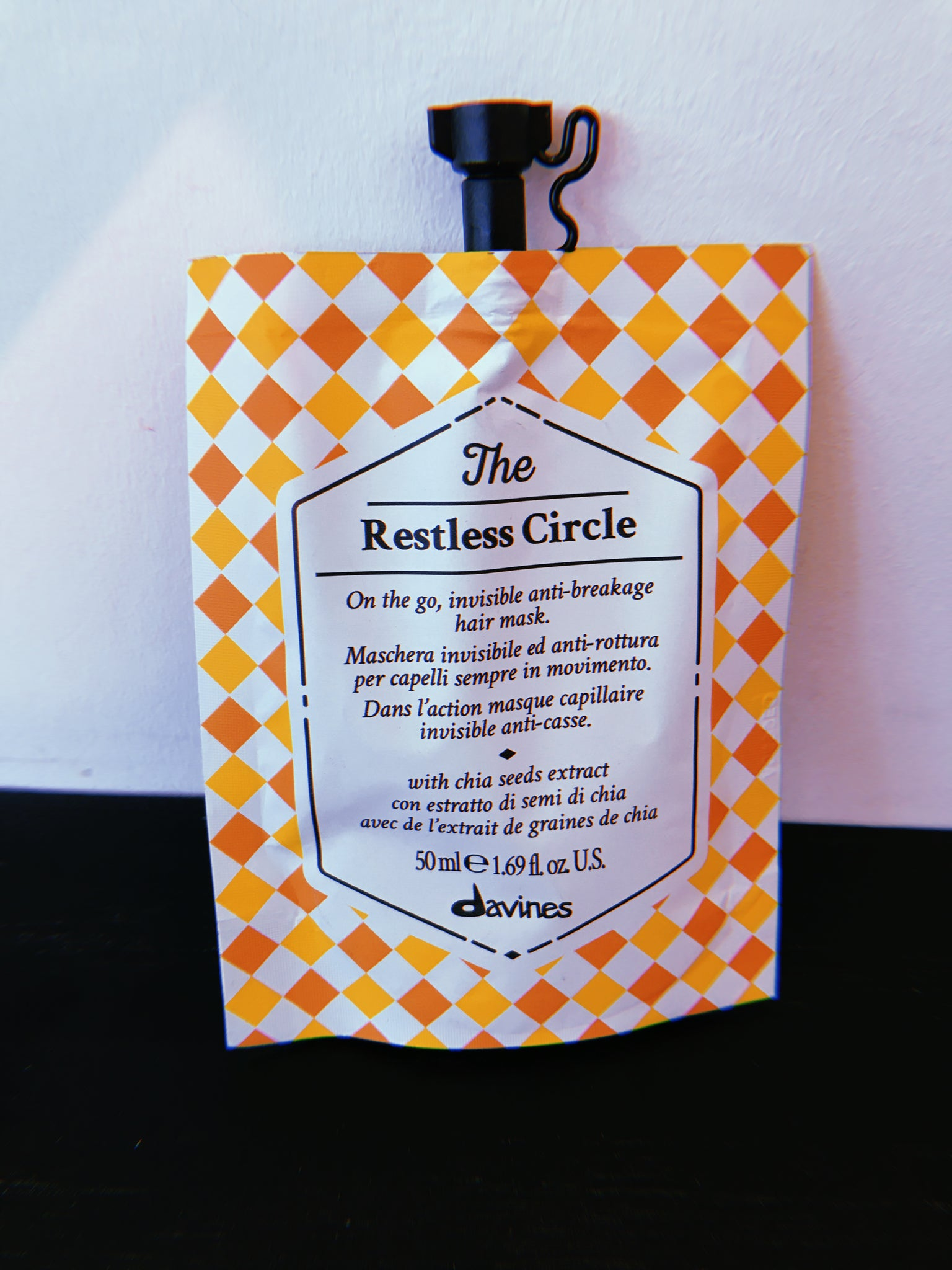 The Restless Circle Hair Mask