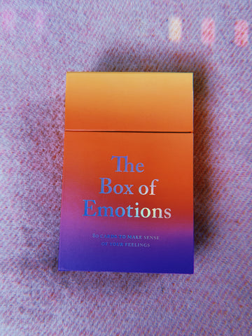 The Box of Emotions Cards