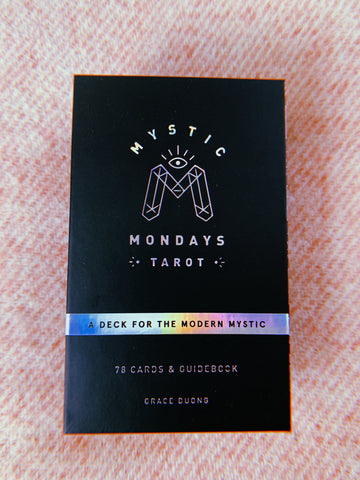 Mystic Mondays Tarot: A Deck for the Modern Mystic