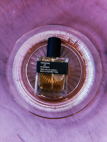 Persons Of Interest Perfume