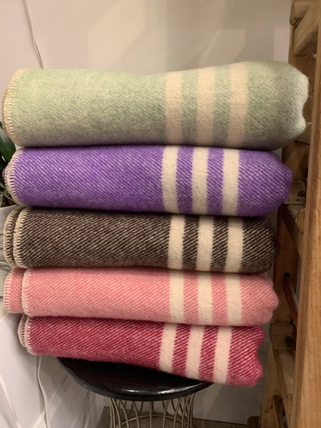 Macausland Wool Blankets