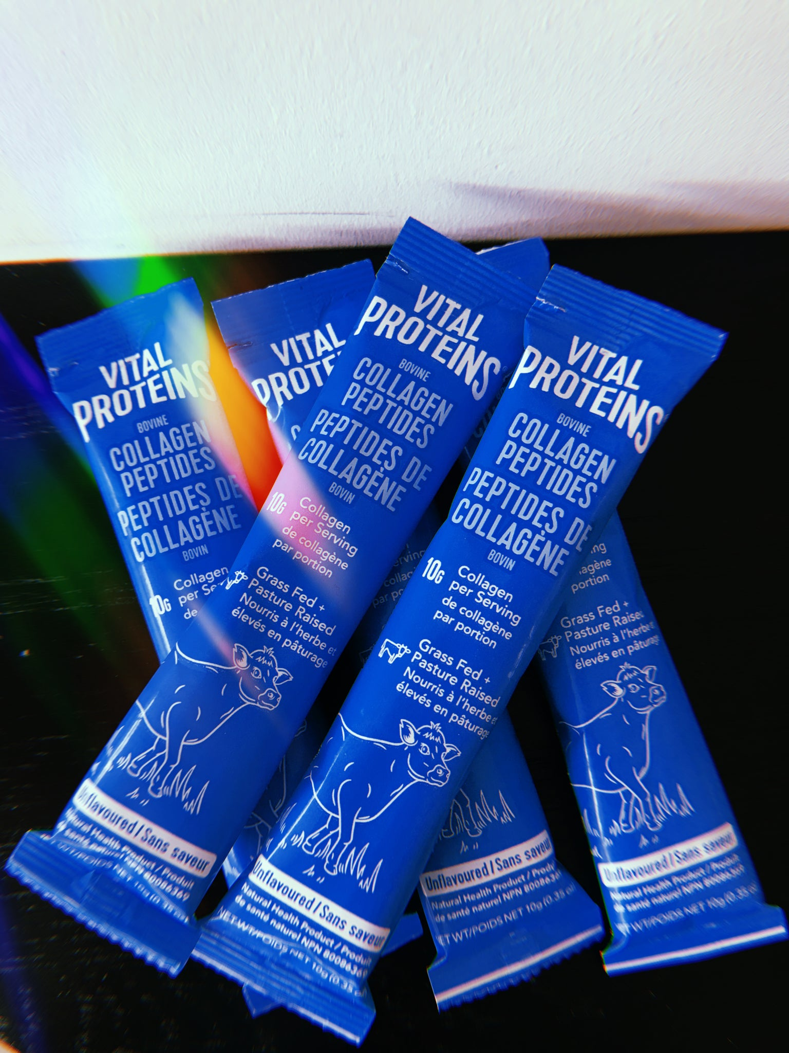 Vital Proteins Collagen Peptides Stick Packs