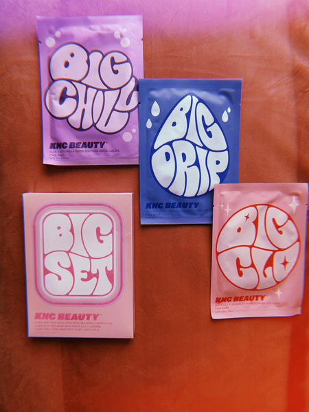 Big Set Sheet Masks