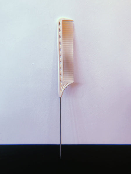 Metal Tail Comb