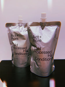 Moisture Balancing Hair Conditioner Refill Pouches