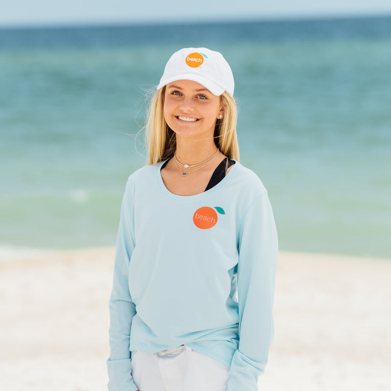 Orange Beach Hat