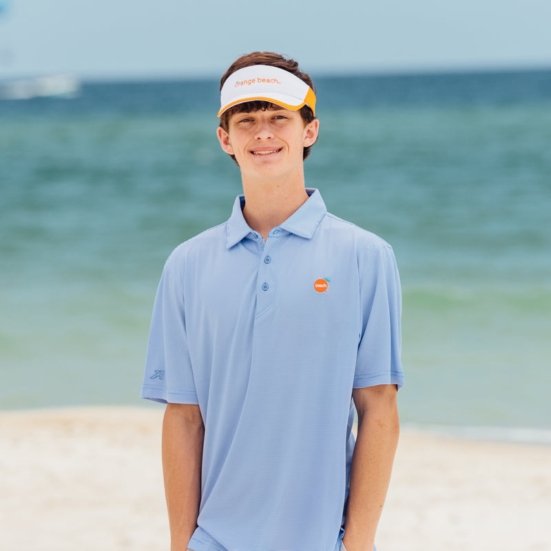 Orange Beach midrise visor