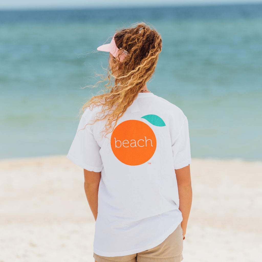 Orange Beach low rise visor
