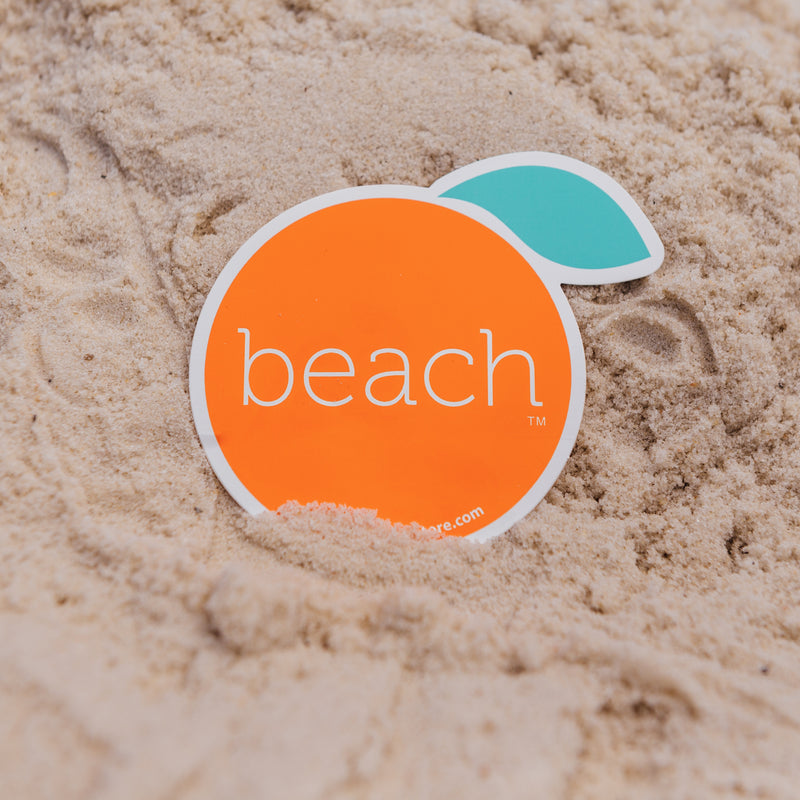 Orange Beach sticker