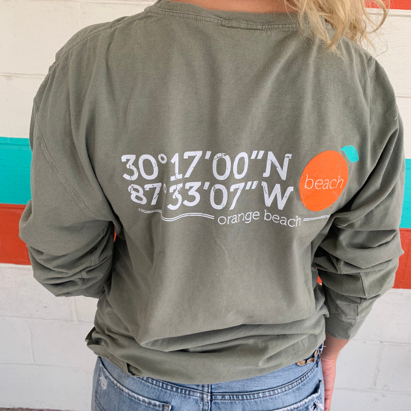 Long Sleeve Coordinates Tees