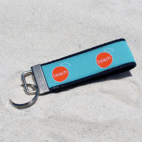 Boating Key Chain