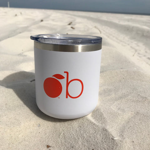 Orange Beach Coffee Mug