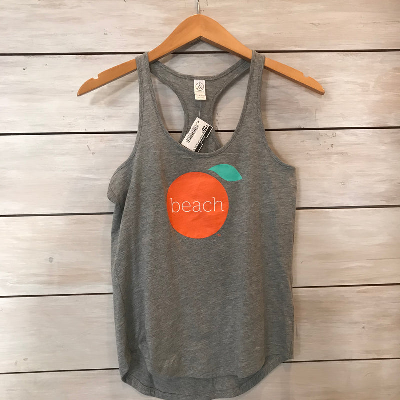 Shirttail Tank Top