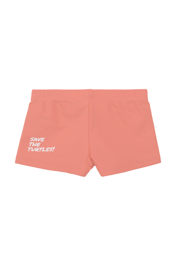 Ketut swim shorts - Coral