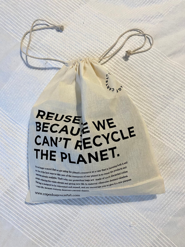 Zero Waste multi bag - Sand