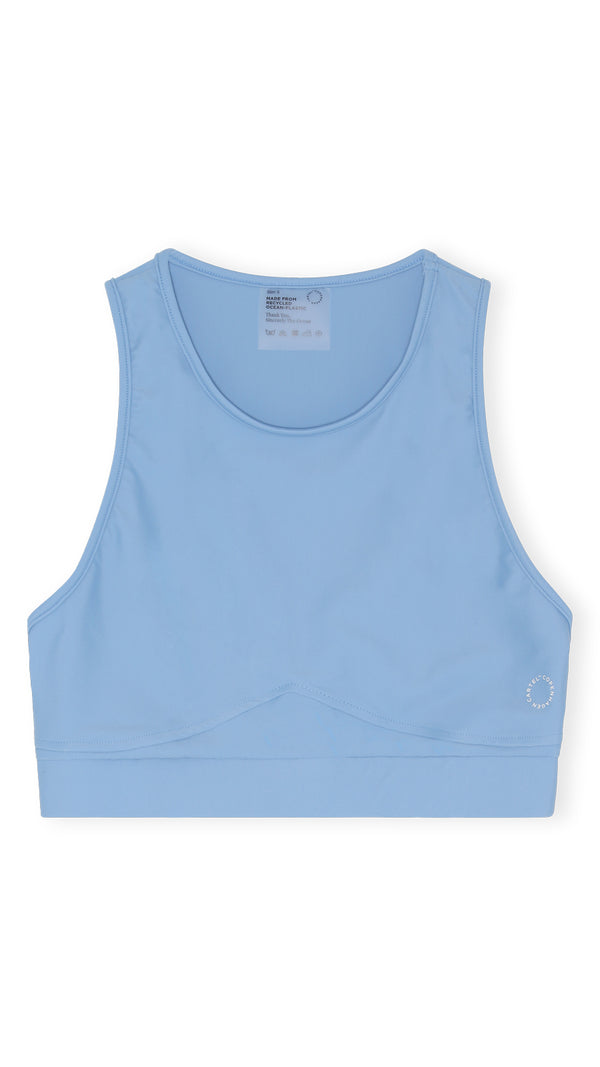 Breath performance top - Sky