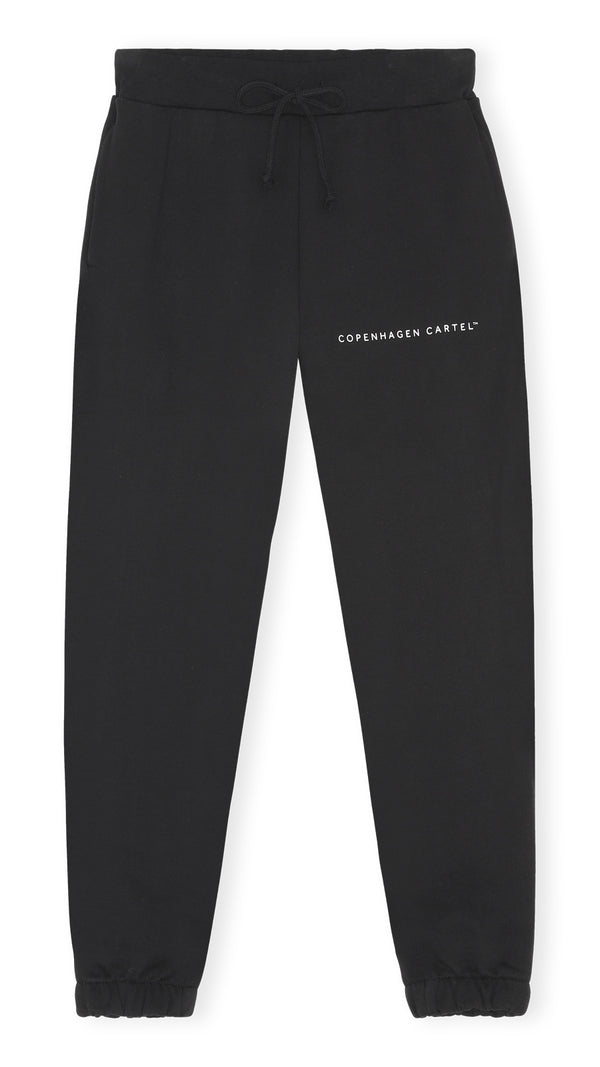 Unisex Earth joggers - Nero