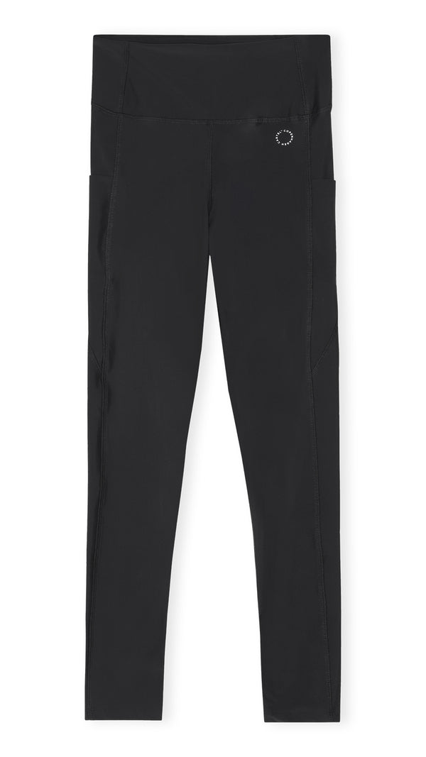 Power high-rise leggings - Nero
