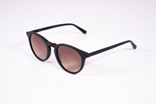 Unisex Tide bio-acetate sunnies - Nero