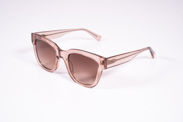 Unisex Wave bio-acetate sunnies - Sand