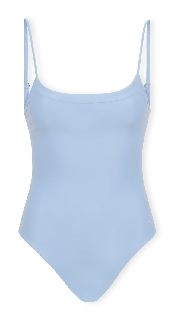 Penida one-piece Scoop-neckline - Clear