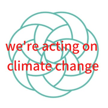 We're taking action on climate change