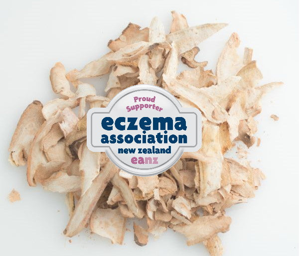 pure peony is a proud supporter of eczema association New Zealand