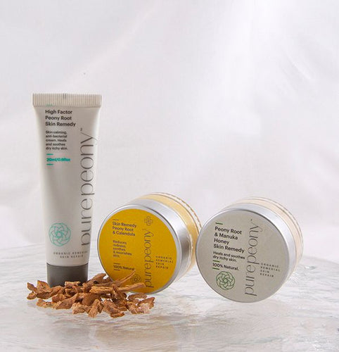 Sample Pack - 3 Skin Remedy Creams