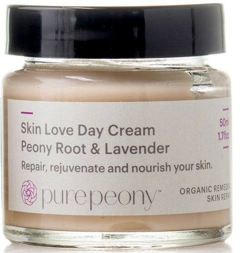 Pure Peony Skin Love Day Cream Peony Root & Lavender 50ml - Monthly Subscription