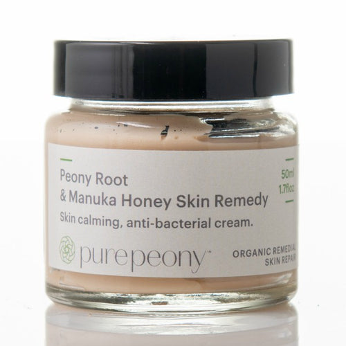 Peony Root and Manuka Honey Skin Remedy - 50ml