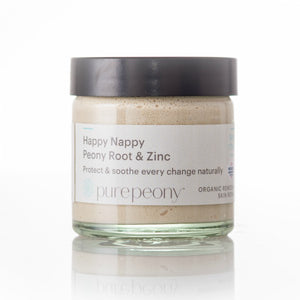 Happy Nappy - Baby Barrier cream with Peony and Zinc