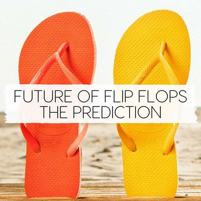 10 Predictions About the Future of Flip Flops | Coddies