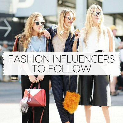 7 Fashion Influencers YOU Should be Following | Coddies