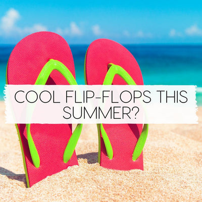 Enjoy a Splash of Fun with Cool Flip Flops This Summer
