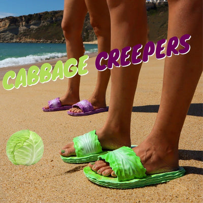 The Launch of Coddies Cabbage Style Shoes - Cabbage Creepers!