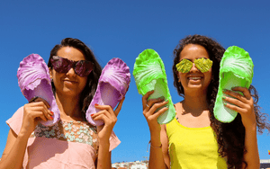 Coddies Cabbage Shoes | Flip Flops, Sandals, Slippers, Pool & Beach Shoes for Women