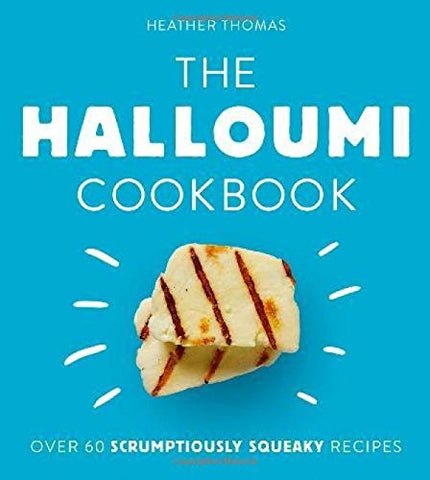 Halloumi Cook Book christmas gift unique weird funny gift for him gift for her coddies fish flops